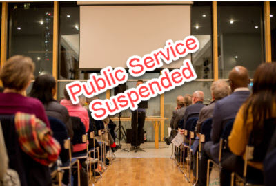 ServiceSuspended
